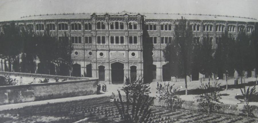 La Plaza finales del silo XIX