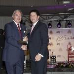 Entrega de trofeos taurinos de la 'Feria de Murcia 2012-06