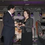Entrega de trofeos taurinos de la 'Feria de Murcia 2012-07