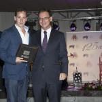 Entrega de trofeos taurinos de la 'Feria de Murcia 2012-09