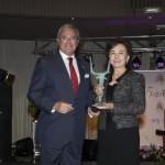 Entrega de trofeos taurinos de la 'Feria de Murcia 2012-14