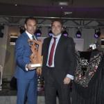 Entrega de trofeos taurinos de la 'Feria de Murcia 2012-15