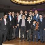 Entrega de trofeos taurinos de la 'Feria de Murcia 2012-17