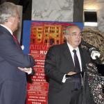 Entrega de trofeos taurinos de la 'Feria de Murcia 2012-22