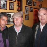 Medhi Savalli, El Mellizo y Pte Club Taurino Murcia