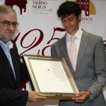 Antonio Puerta mejor novillero ex aequo con Conchi Rios feria taurina 2011