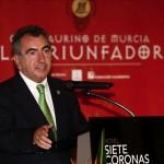 Manuel Campos, Consejero de Presidencia. Gala 2011