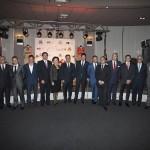 Entrega de trofeos taurinos de la 'Feria de Murcia 2012