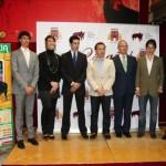 Premiados feria taurina 2011