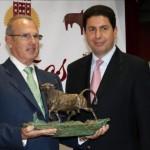 Salvador Domecq mejor toro feria taurina 2011